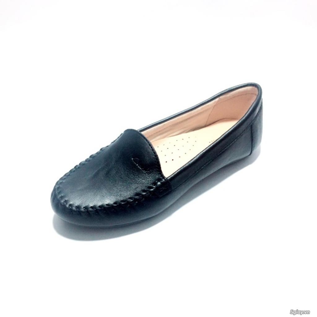 Giày mọi nữ, da mềm êm chân giá rẻ - 4