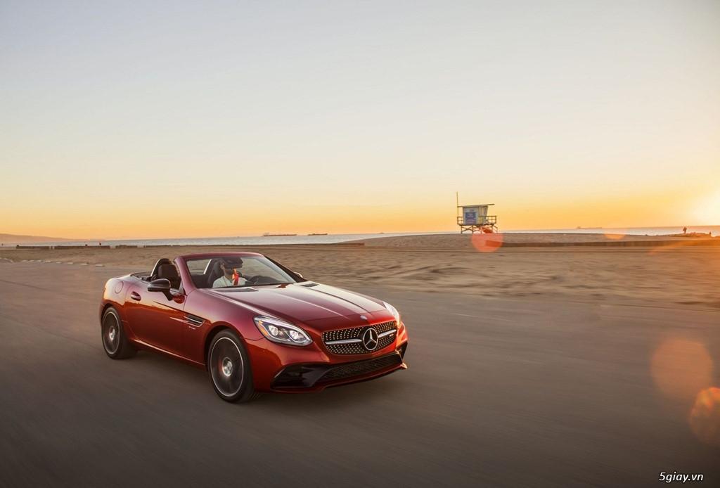 Mercedes-AMG SLC 43 2019 nâng cấp sức mạnh - 2