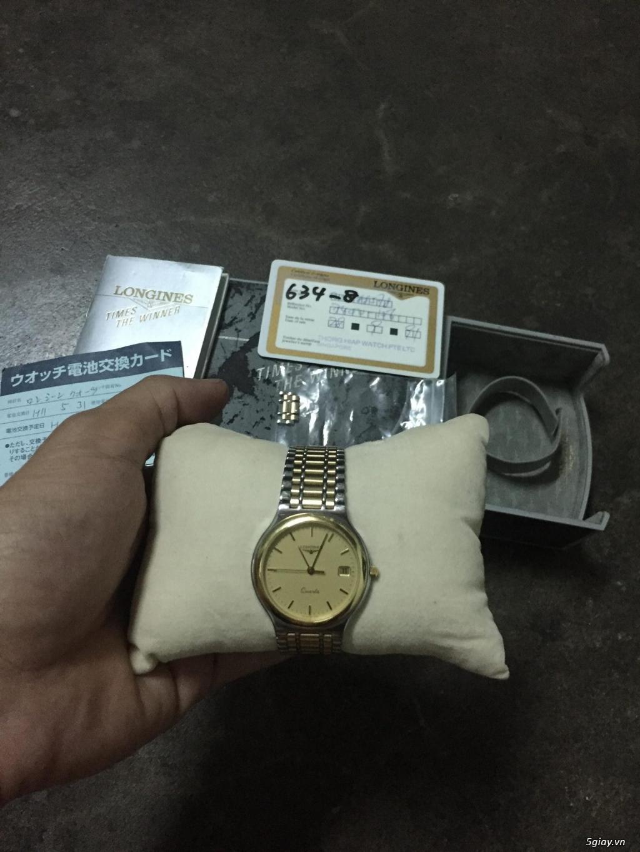 Đồng hồ Longines (size 30 dành cho nữ) - 3