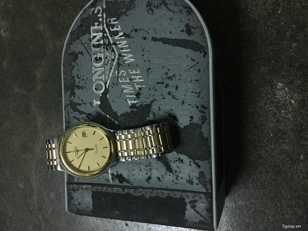 Đồng hồ Longines (size 30 dành cho nữ) - 1