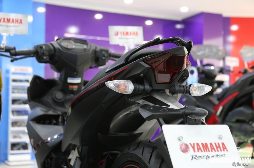 Yamaha Exciter 155 2019 sẽ sử dụng hộp số 6 cấp công suất tới 19Hp? - 1