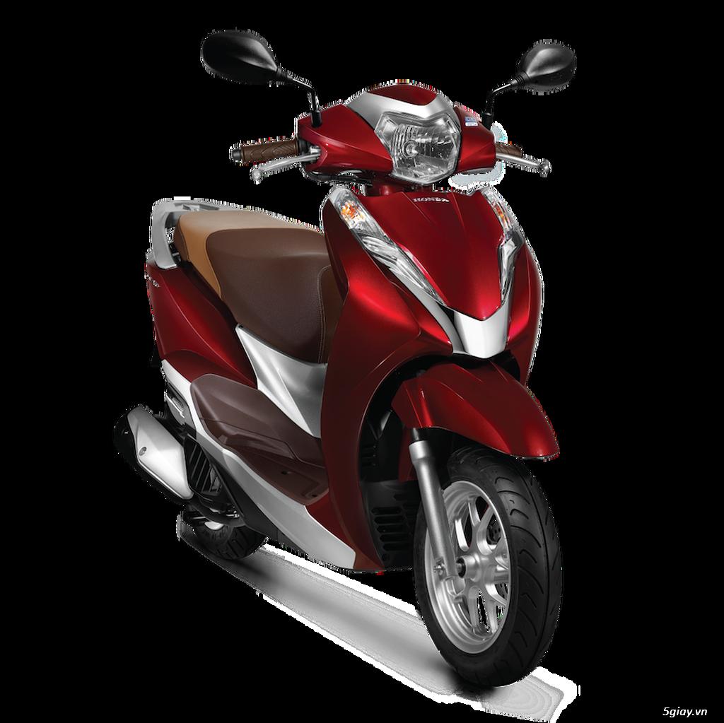 Ra mắt Honda Lead bản đặc biệt 10 năm - 1