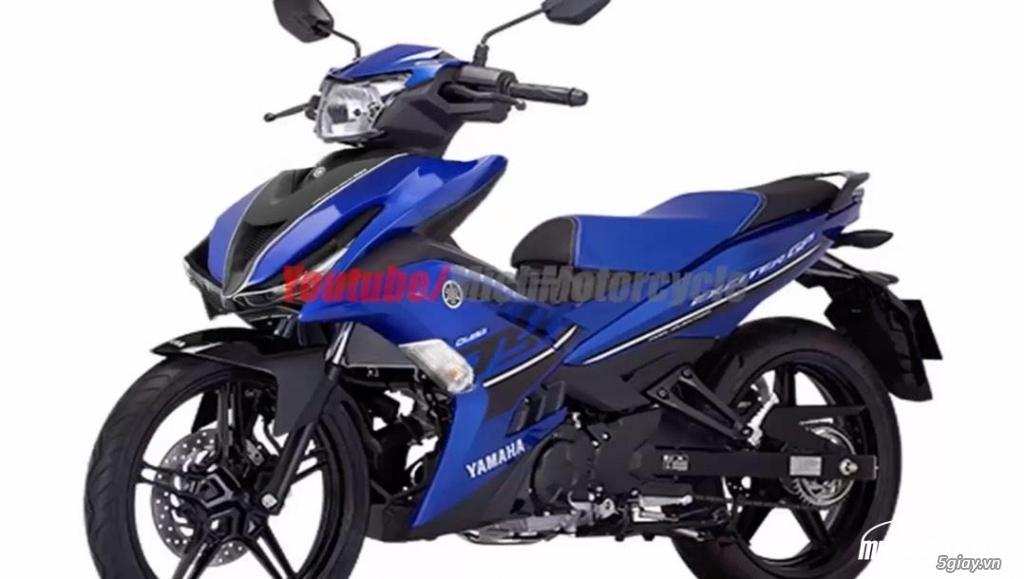 Yamaha Exciter 155 2019 sẽ sử dụng hộp số 6 cấp công suất tới 19Hp?