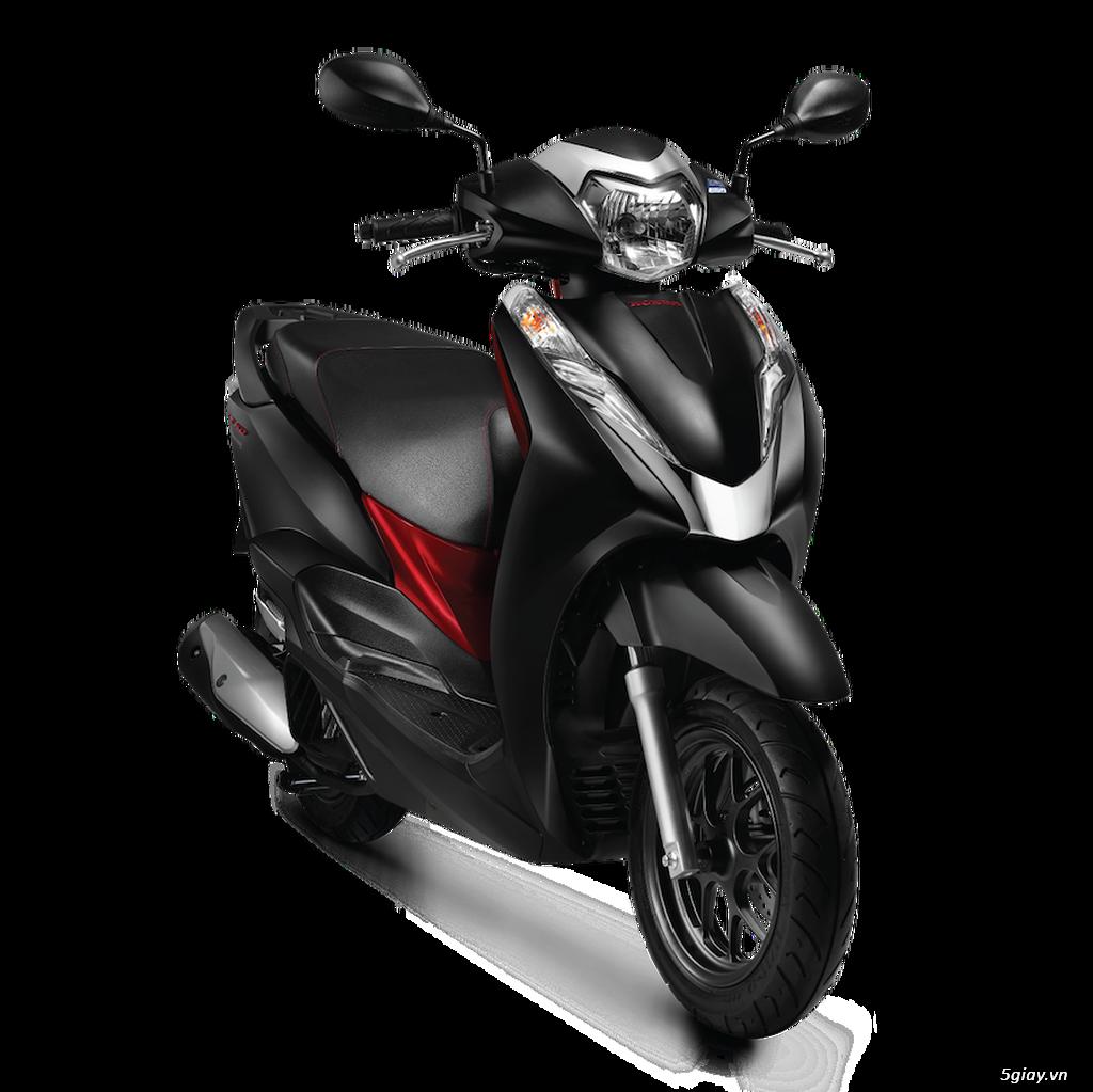 Ra mắt Honda Lead bản đặc biệt 10 năm