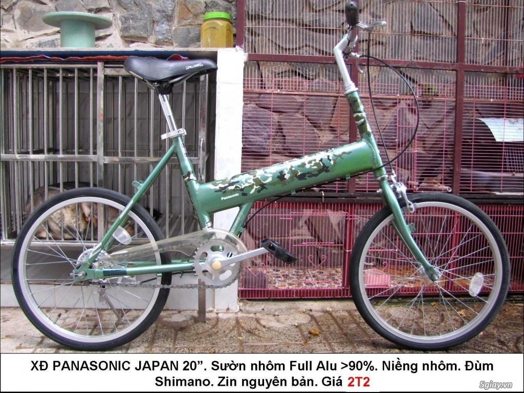 Xe đap Xếp hàng bãi Japan nhiều mẫu - 3