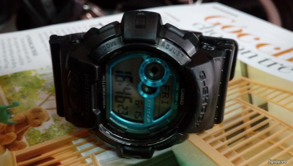 Đồng hồ chính hãng của Mỹ dư xài máy pin Quazt , máy tự động Automatic - 30