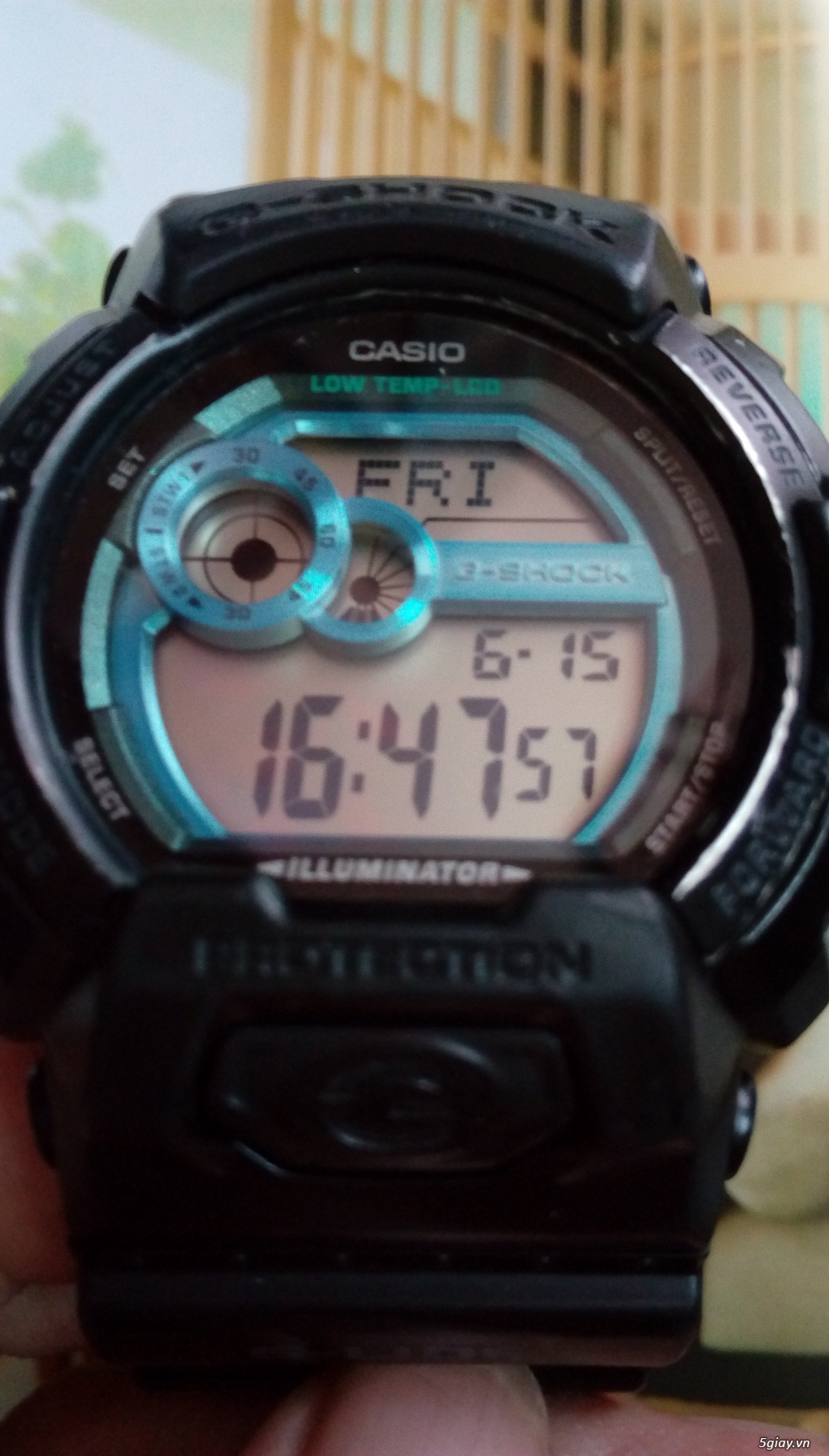 Đồng hồ chính hãng của Mỹ dư xài máy pin Quazt , máy tự động Automatic - 27