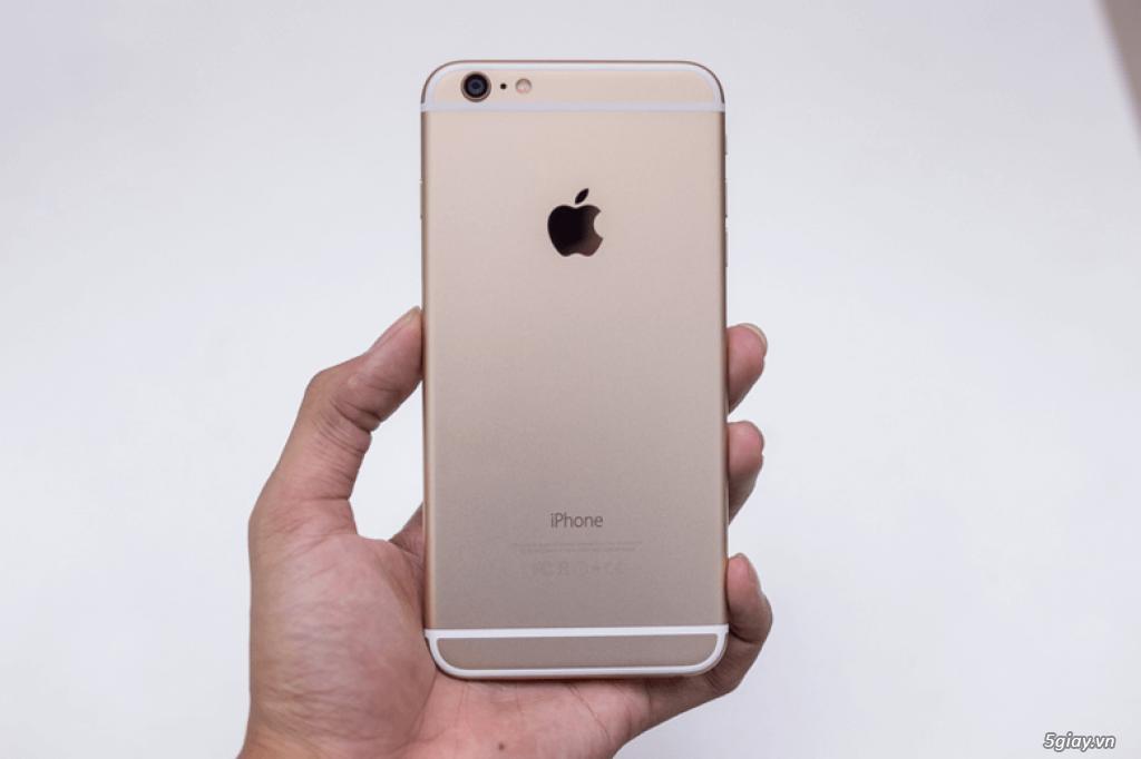 Cần bán Apple Iphone 6 plus Vàng