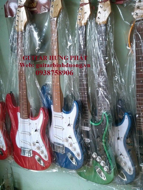 Guitar điện phím lõm giá siêu rẻ toàn quốc - 1