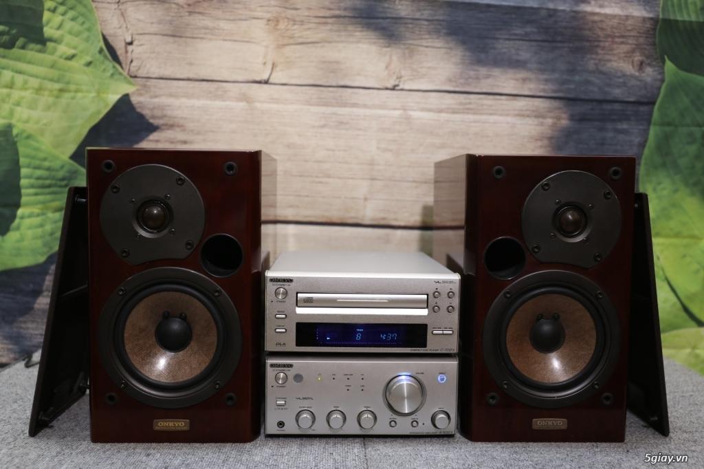 Đầu máy nghe nhạc MINI Nhật đủ các hiệu: Denon, Onkyo, Pioneer, Sony, Sansui, Kenwood - 47