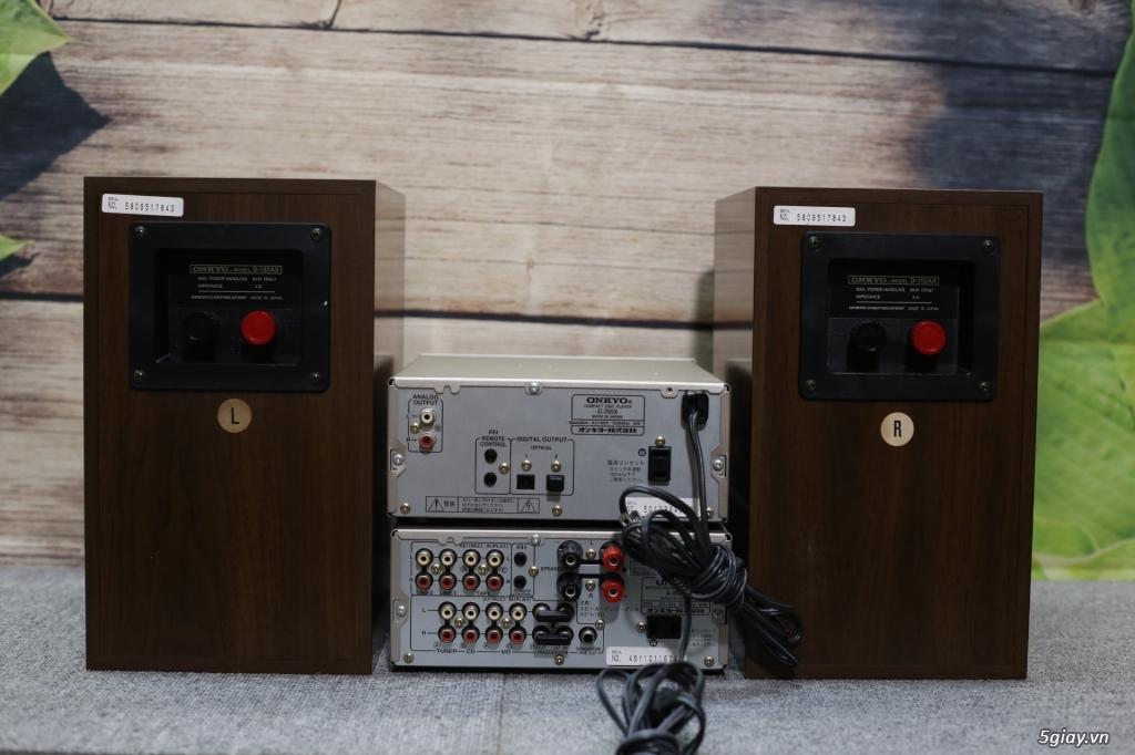 Đầu máy nghe nhạc MINI Nhật đủ các hiệu: Denon, Onkyo, Pioneer, Sony, Sansui, Kenwood - 38
