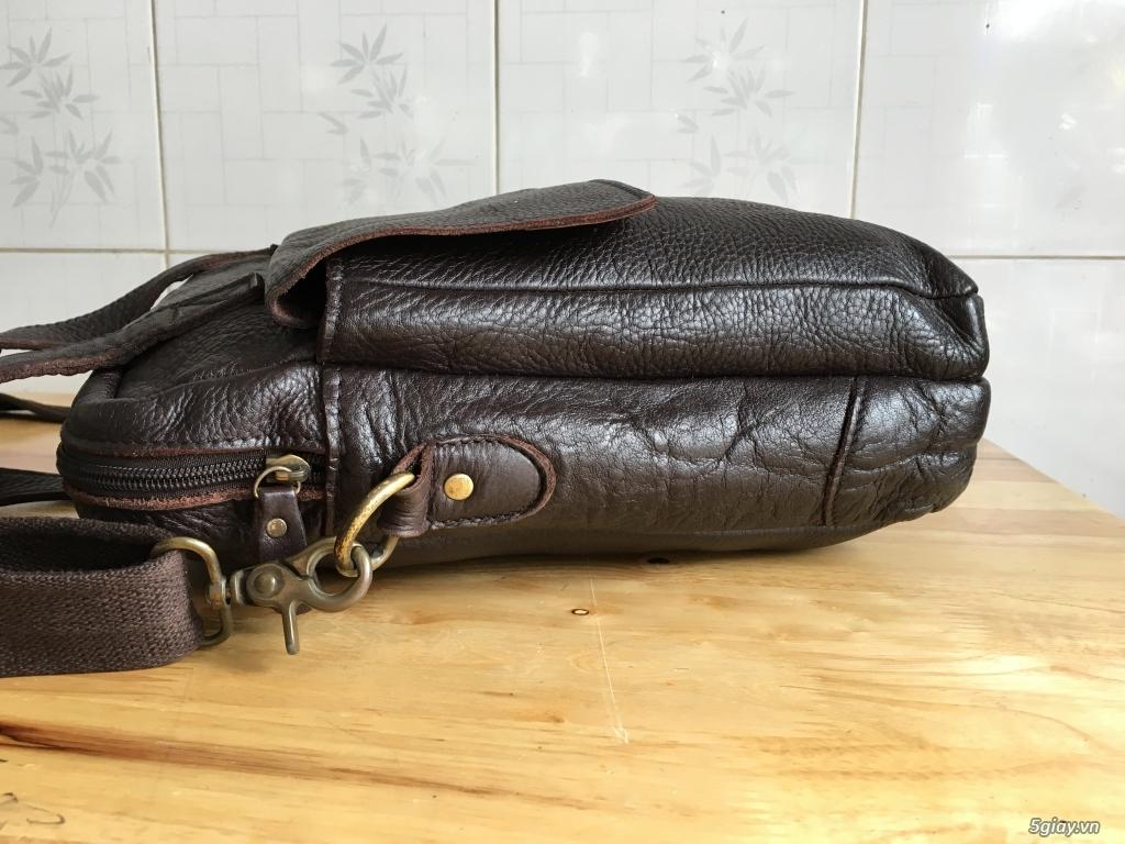 Topic túi cặp da nam, nhiều kiểu đa dạng - 12
