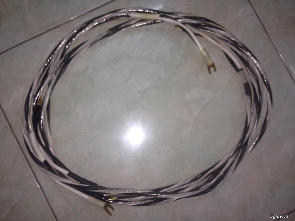 HCM - Bán dây loa Inakustik và Analysis - 2