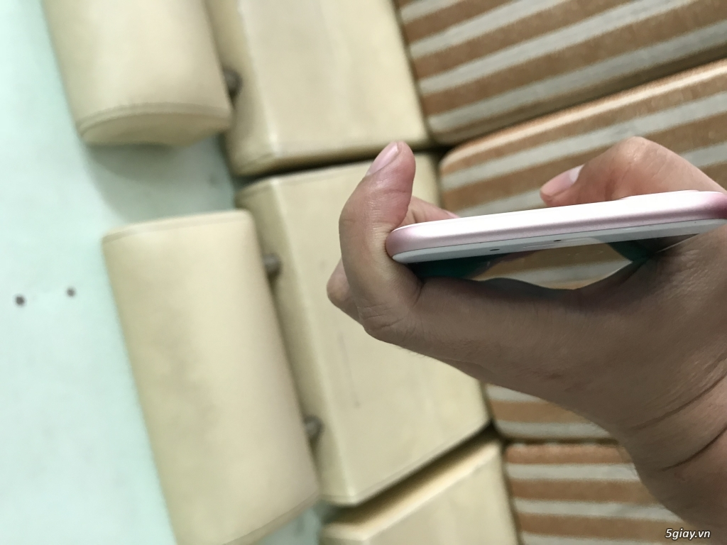 iphone 7 plus 128gb màu hồng - 2
