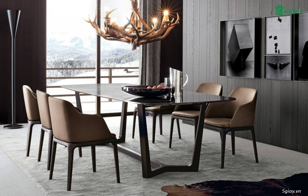 Sofa - Bộ bàn ăn : có bảo hành, miễn phí vận chuyển - 17