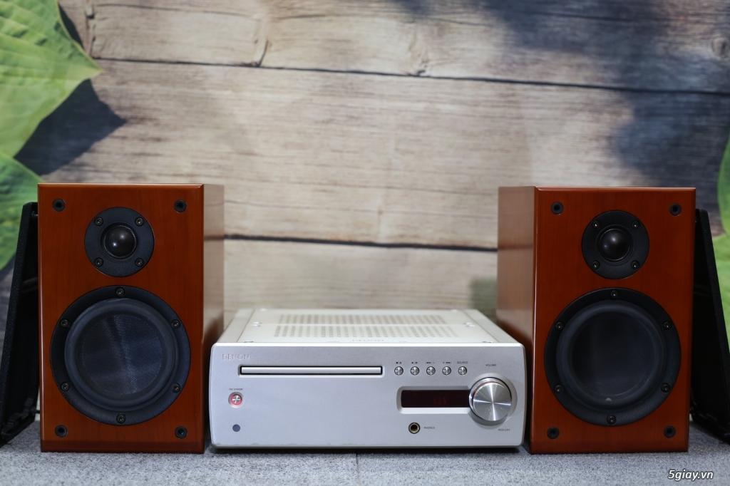 Đầu máy nghe nhạc MINI Nhật đủ các hiệu: Denon, Onkyo, Pioneer, Sony, Sansui, Kenwood - 13