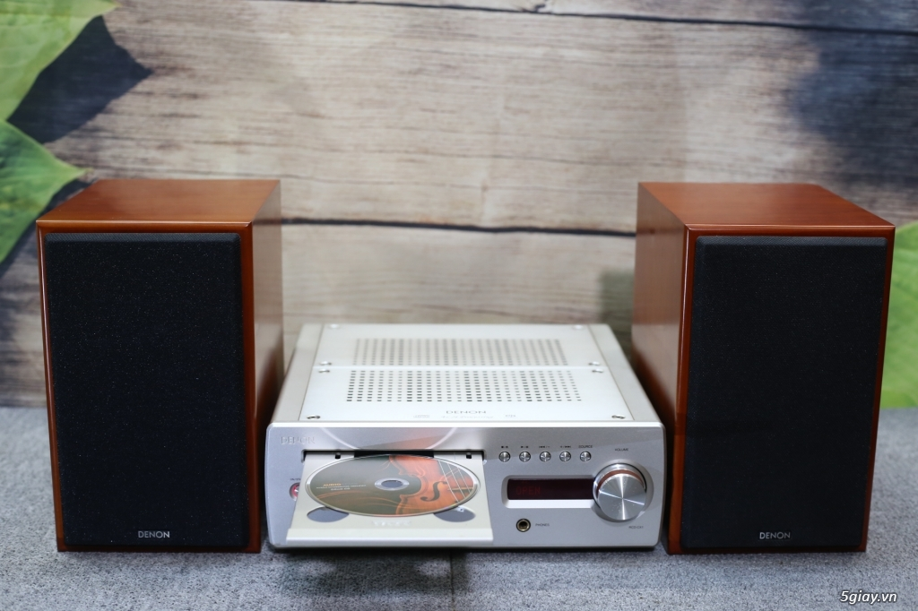 Đầu máy nghe nhạc MINI Nhật đủ các hiệu: Denon, Onkyo, Pioneer, Sony, Sansui, Kenwood - 2