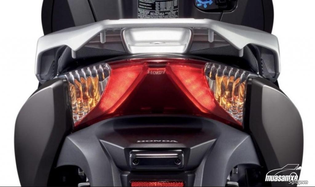 Những trang bị đáng giá trên xe SH300i 2018 - 5