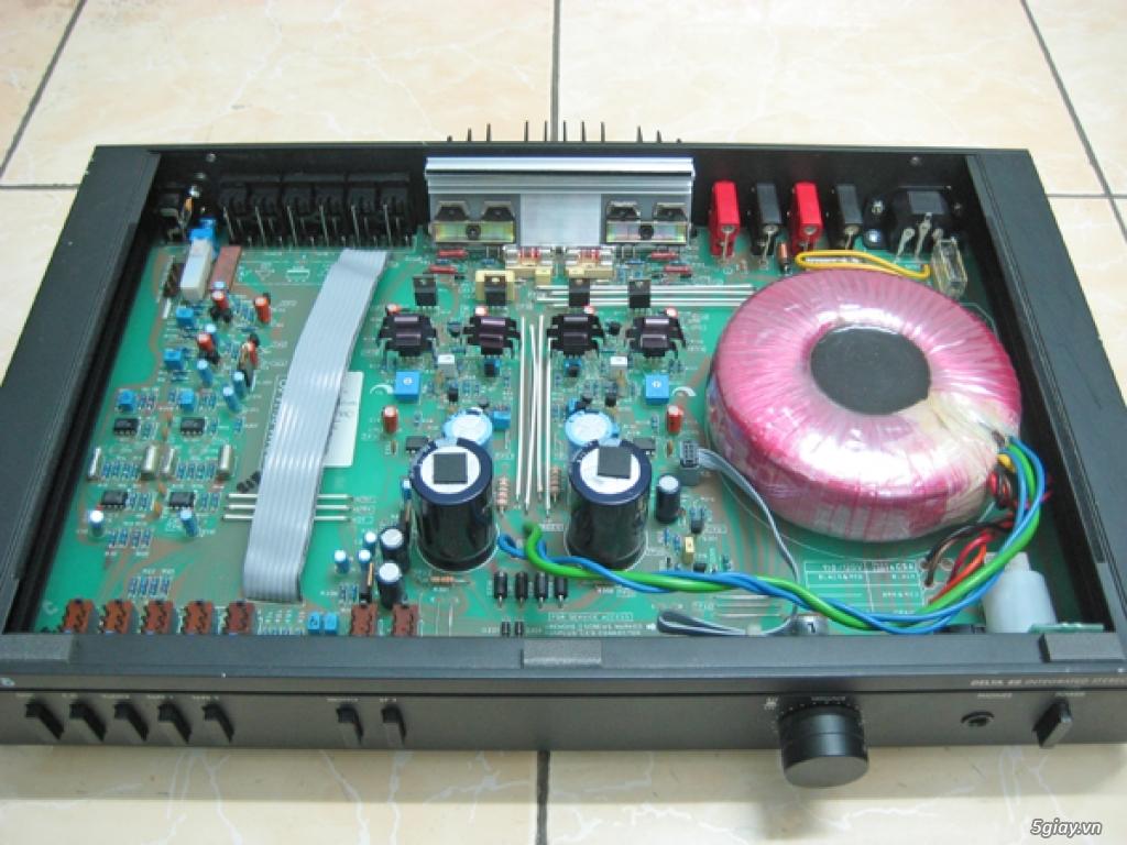 Amplifier - Loa - CDP... - 11