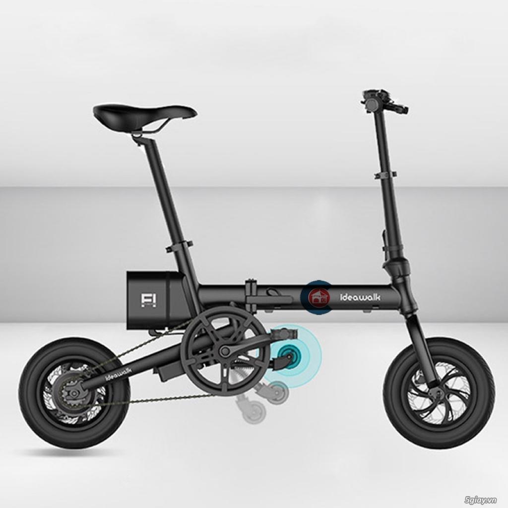 Xe đạp điện ideawalk F1 thông minh - 2