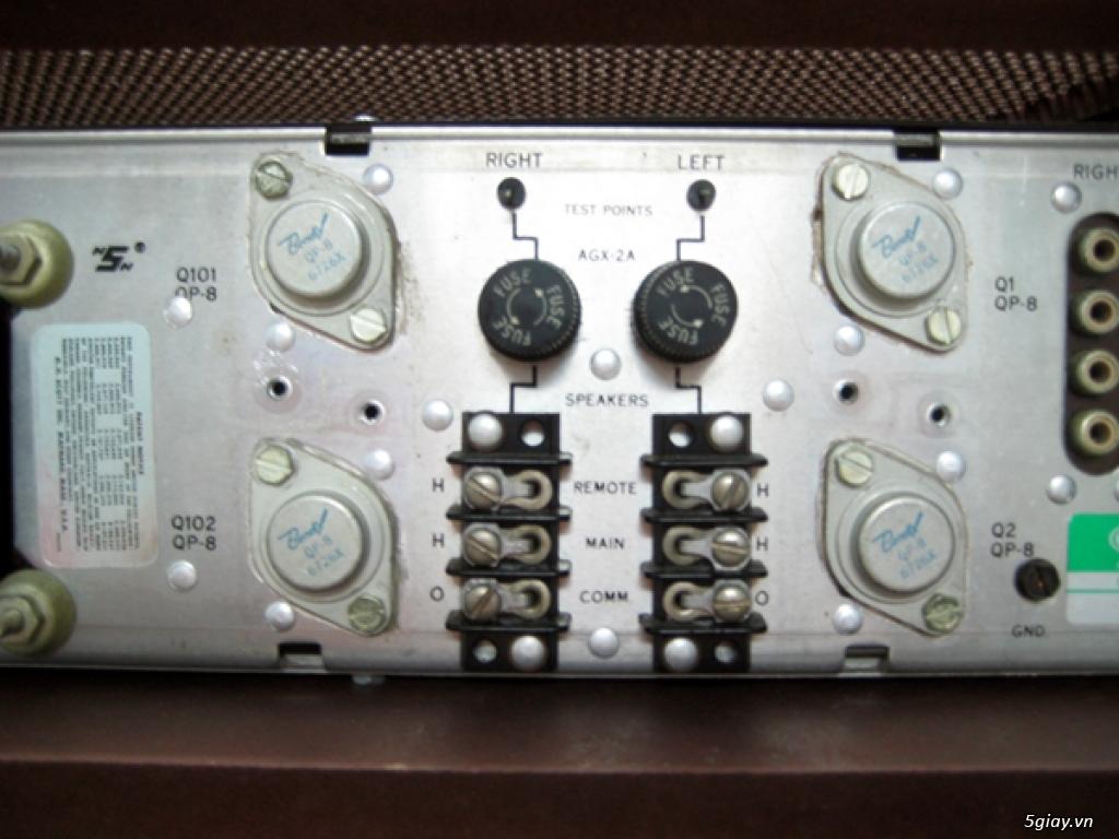 Amplifier - Loa - CDP... - 23