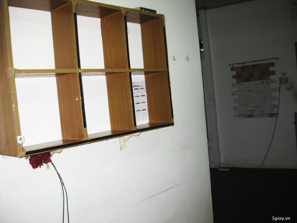 Cho thuê nguyên lầu 2 hẻm Pasteur Q3