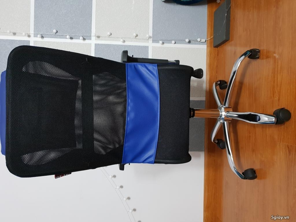 Cần bán 1 ghế game thủ 240X màu xanh - 2