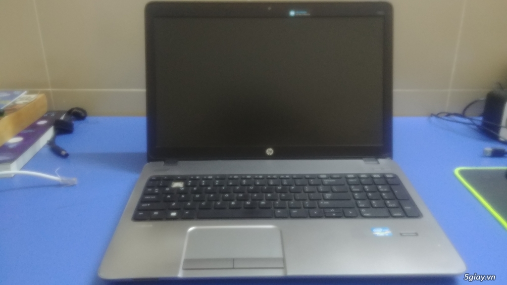 BÁN HP PROBOOK 450 G0-CORE I5/VGA 8750M 2G/RAM 8G - 3