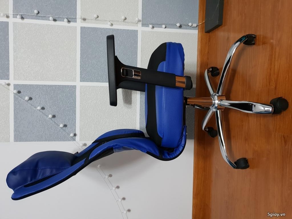 Cần bán 1 ghế game thủ 240X màu xanh - 1