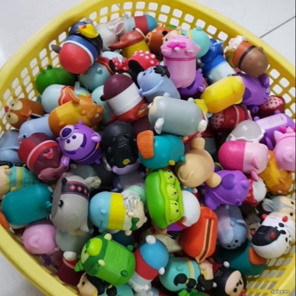 Đồ chơi Tsum tsum - Disney tsum tsum - Móc Khoá Tsum Tsum - 4