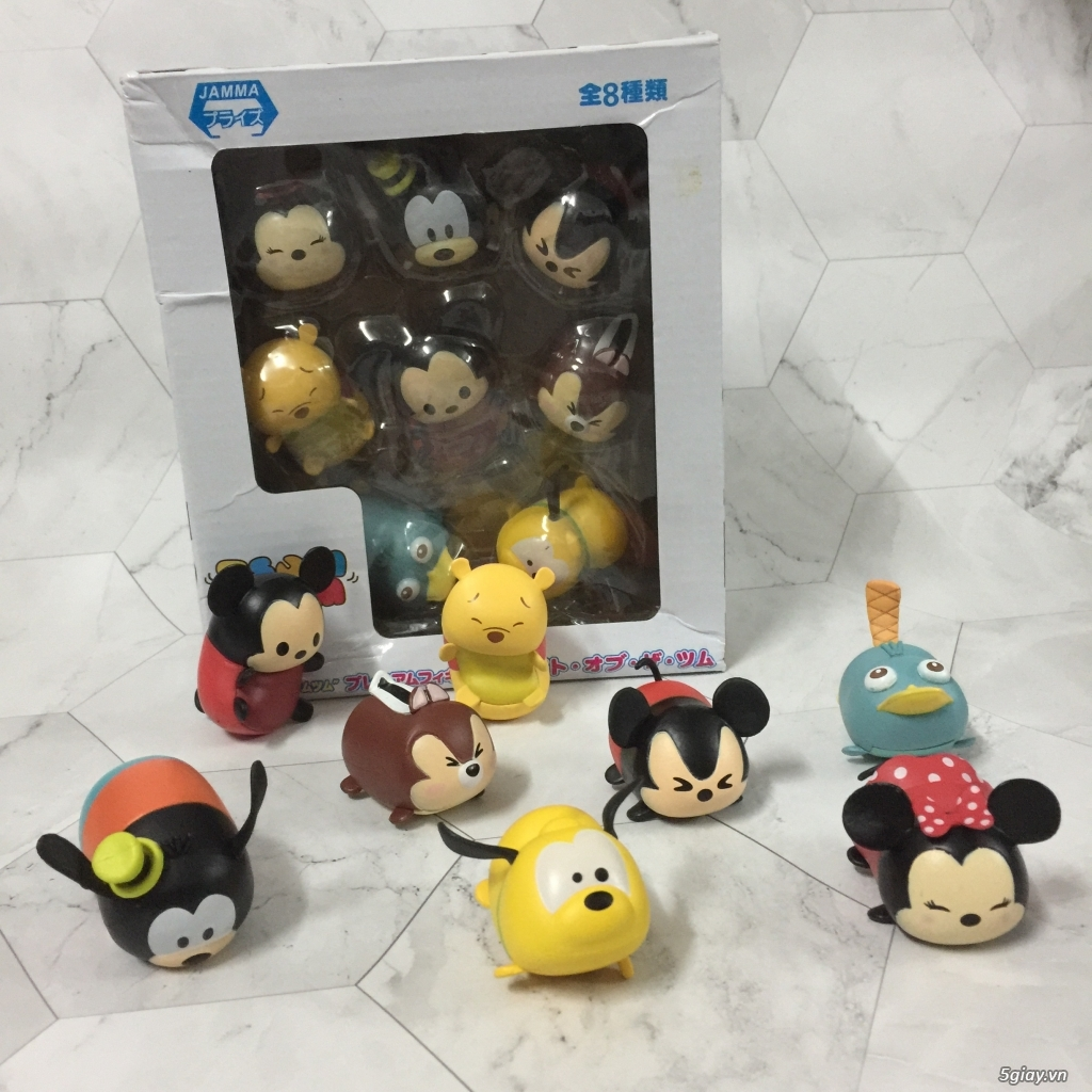 Đồ chơi Tsum tsum - Disney tsum tsum - Móc Khoá Tsum Tsum - 6