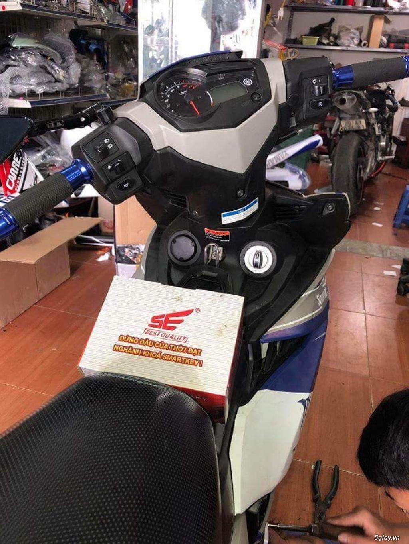 Khóa chống trộm Smartkey Honda Yamaha - 14