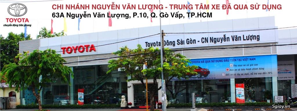 [Toyota Đông Sài Gòn] - Xe Toyota đã qua sử dụng chính hãng - 24