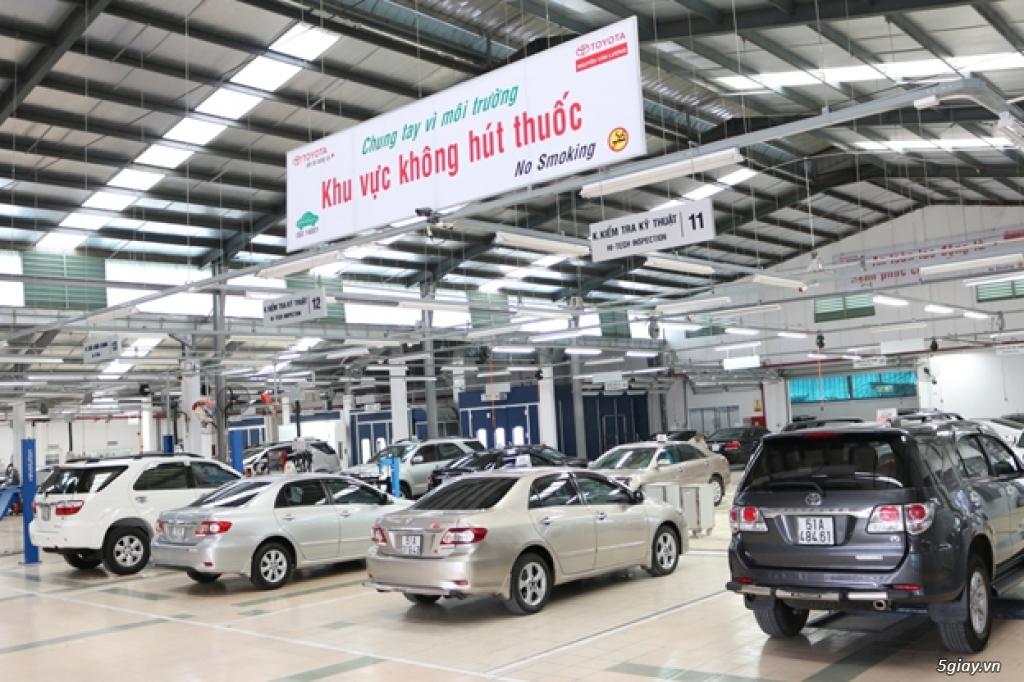 [Toyota Đông Sài Gòn] - Xe Toyota đã qua sử dụng chính hãng - 23