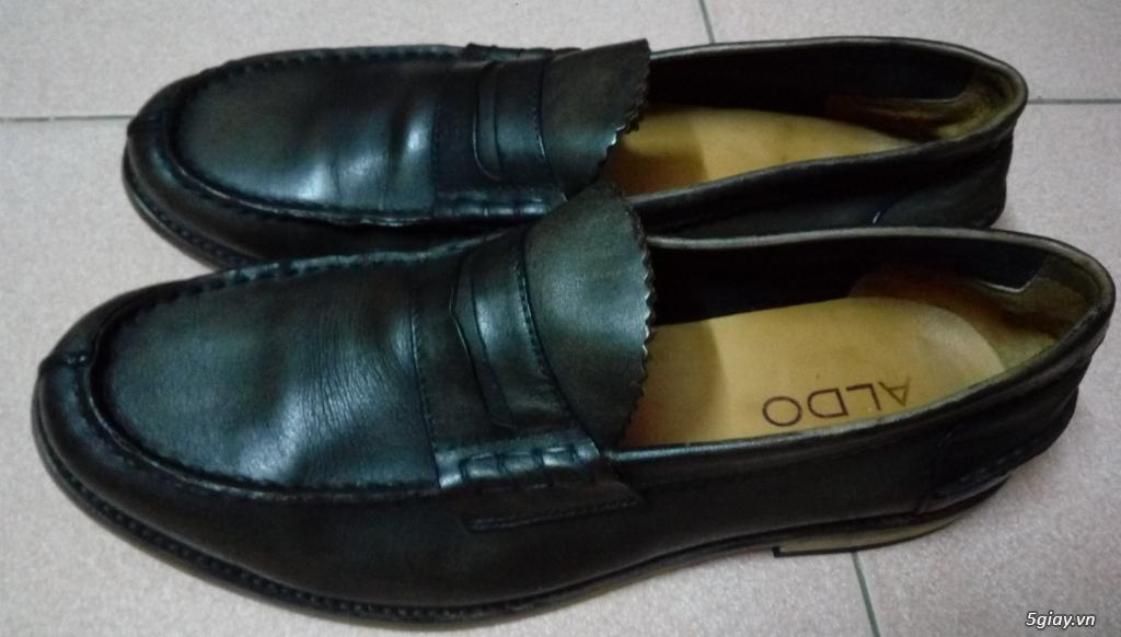 Vài đôi giày cũ giày hiệu  chính hãng còn đẹp và tốt 100% - 11