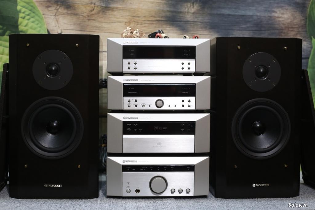 Đầu máy nghe nhạc MINI Nhật đủ các hiệu: Denon, Onkyo, Pioneer, Sony, Sansui, Kenwood - 41