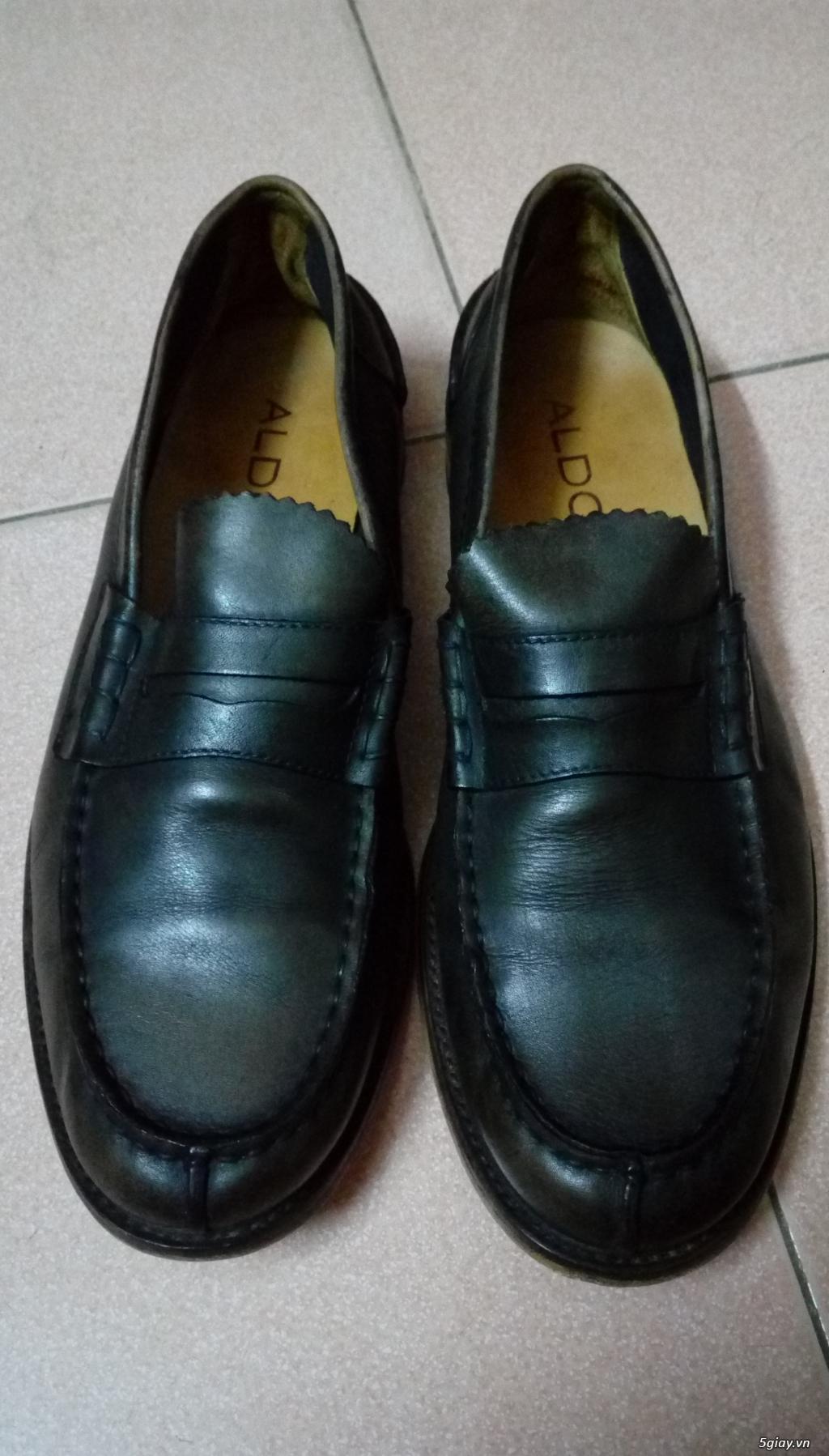 Vài đôi giày cũ giày hiệu  chính hãng còn đẹp và tốt 100% - 13