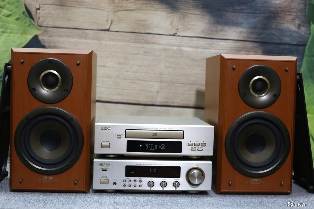 Đầu máy nghe nhạc MINI Nhật đủ các hiệu: Denon, Onkyo, Pioneer, Sony, Sansui, Kenwood - 42
