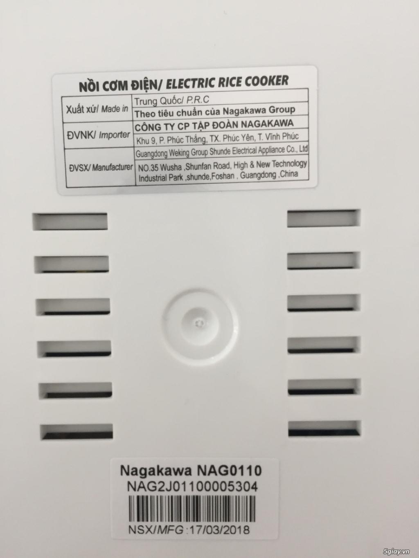 Nồi cơm điện NAG0110 - 4