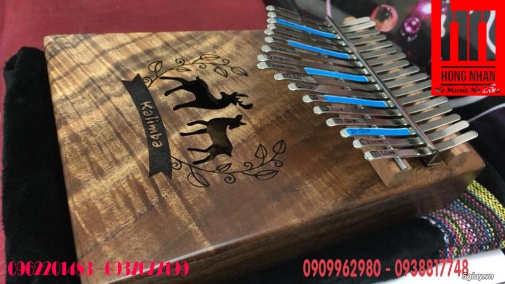 Đàn Kalimba vân gỗ mới 100% giá rẻ nhất thị trường