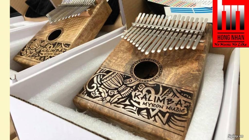 Đàn Kalimba vân gỗ mới 100% giá rẻ nhất thị trường - 6