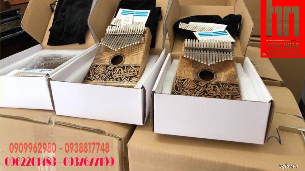 Đàn Kalimba vân gỗ mới 100% giá rẻ nhất thị trường - 4