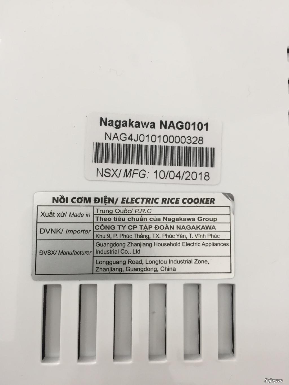 Nồi cơm cơ Nagakawa NAG0101 - 4