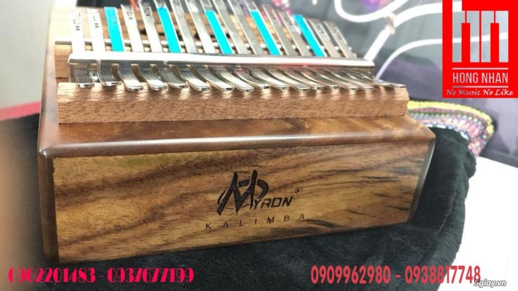 Đàn Kalimba vân gỗ mới 100% giá rẻ nhất thị trường - 2