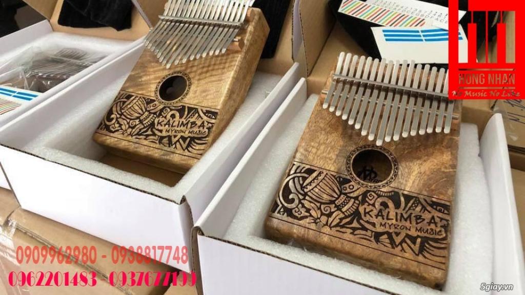 Đàn Kalimba vân gỗ mới 100% giá rẻ nhất thị trường - 3