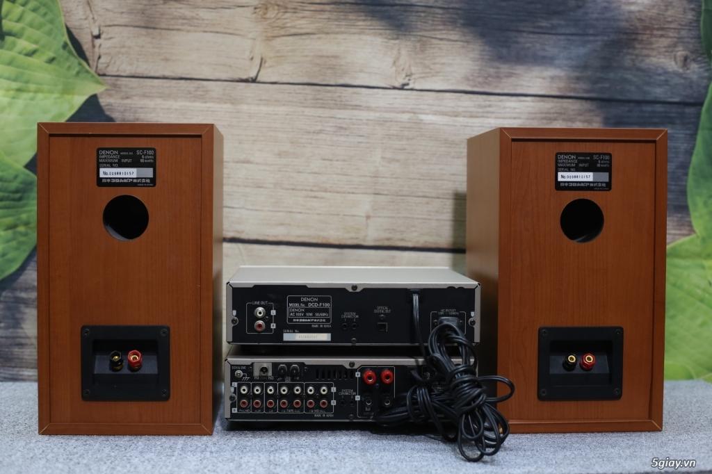 Đầu máy nghe nhạc MINI Nhật đủ các hiệu: Denon, Onkyo, Pioneer, Sony, Sansui, Kenwood - 43