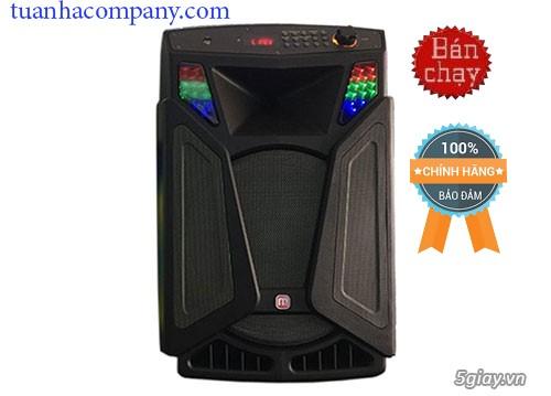 Loa kéo di động tích hợp karaoke 5 số phát wifi - 1
