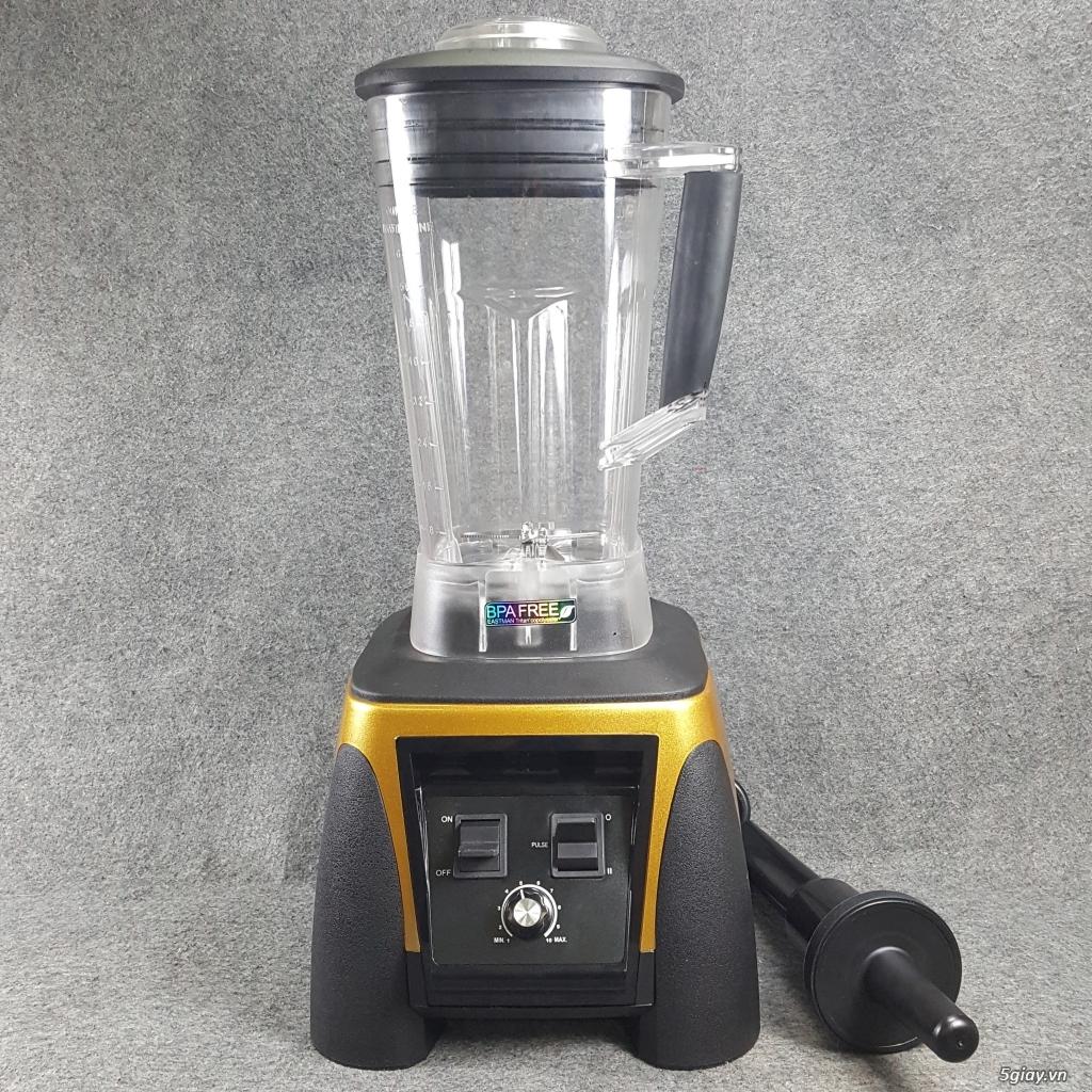 Máy xay sinh tố công nghiệp dùng cho quán cà phê, sinh tố, giải khát - 4