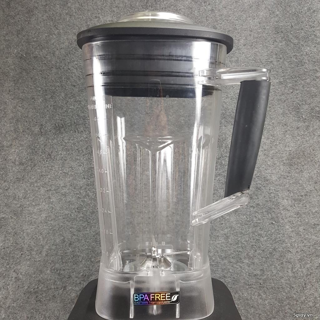 Máy xay sinh tố công nghiệp dùng cho quán cà phê, sinh tố, giải khát - 6