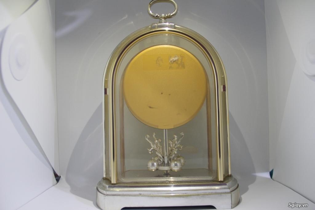 Đồng hồ để bàn hàng Nhật second hand - 1